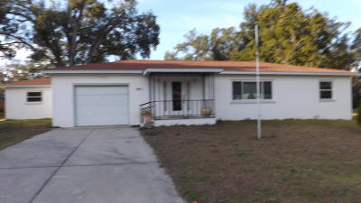 Belleview Single Family Home Pending-Continue to Show: 5823 SE Babb Road
