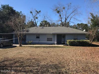 Summerfield Single Family Home For Sale: 13774 SE 40th Court