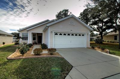 Summerfield Single Family Home For Sale: 9461 SE 132nd Loop