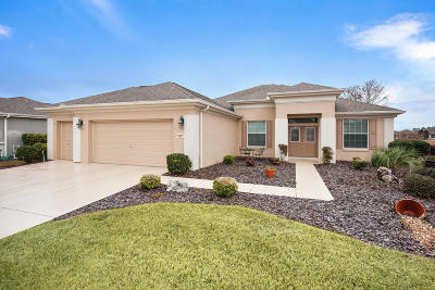 Summerfield Single Family Home For Sale: 11871 SE 91 Circle
