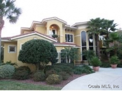 Ocala FL Single Family Home For Sale: $888,500
