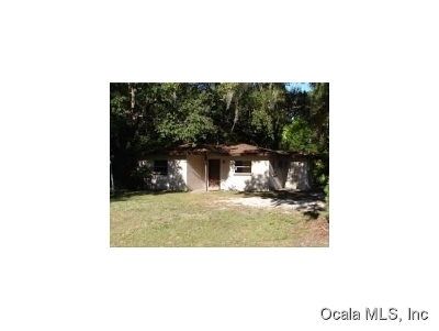 Ocala Single Family Home For Sale: 2500 NE 49th Avenue