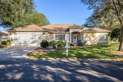 Dunnellon Single Family Home For Sale: 11535 SW 140th Lane