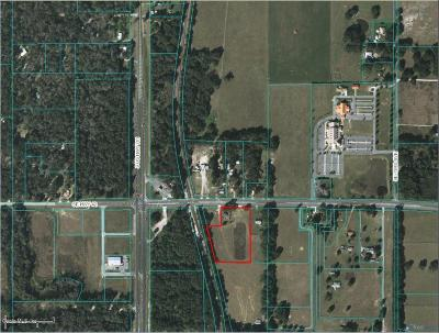 Summereffield, Summerfield, Summerfield Fl, Summerfiled Residential Lots & Land For Sale: 6910 SE Hwy 42