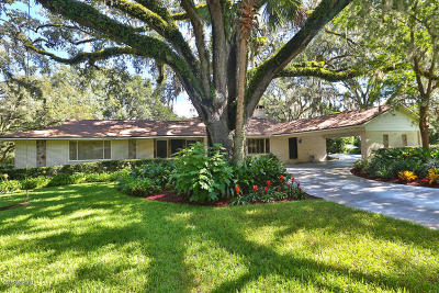 Ocala Single Family Home For Sale: 1807 SE 8th Street