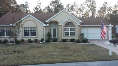 Oak Run Single Family Home For Sale: 7752 SW 117th Street Road