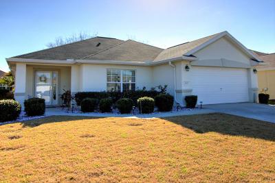 Summerfield Single Family Home For Sale: 8660 SE 132nd Lane
