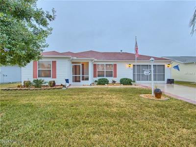 The Villages Single Family Home For Sale: 3326 Roanoke Street