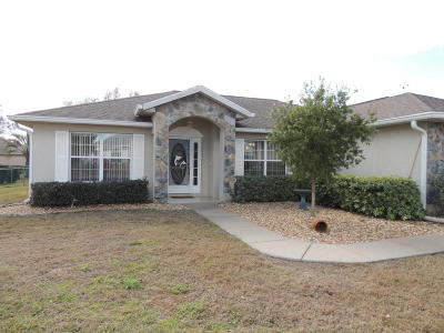 Single Family Home Pending-Continue to Show: 4980 NW 34th Place
