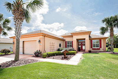 Spruce Creek Gc Single Family Home For Sale: 9212 SE 120 Loop