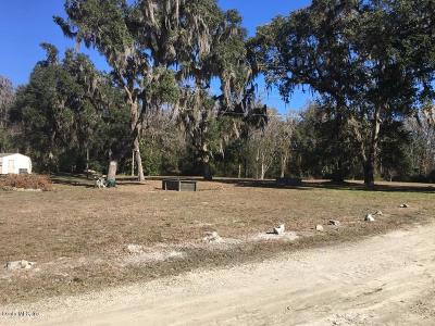 Citrus County Residential Lots & Land For Sale: 1530 W Dupage Trail