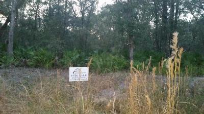 Citrus County Residential Lots & Land For Sale: 6065 E Forest Trail Drive