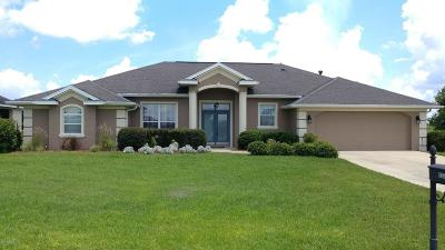Belleview Single Family Home Pending-Continue to Show: 6359 SE 96th Street