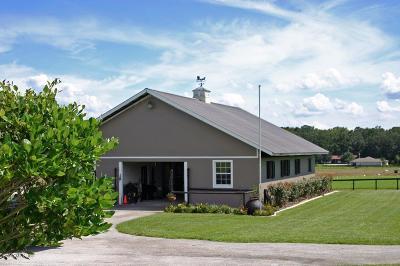Ocala Farm For Sale: 5475 NW 75th Avenue