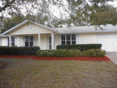 Oak Run Single Family Home For Sale: 11542 SW 89th Terrace
