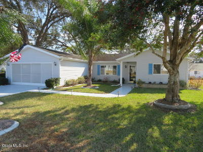 Summerfield Single Family Home For Sale: 9668 SE 173rd Lane