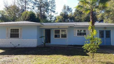 Inverness Single Family Home For Sale: 109 E Inverness Boulevard