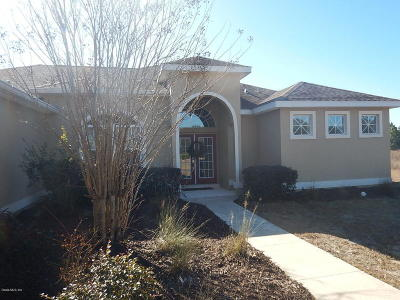 Citrus County Single Family Home For Sale: 18084 SW 65th Loop