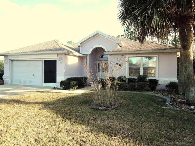 Oak Run Single Family Home For Sale: 6350 SW 117th Loop