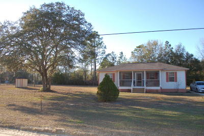 Levy County Single Family Home For Sale: 6790 NE 96 Ter