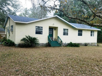 Summerfield FL Single Family Home For Sale: $72,500
