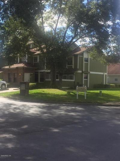 Ocala Condo/Townhouse For Sale: 2404 SE 18 Circle