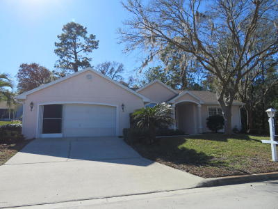 Oak Run Single Family Home For Sale: 8750 SW 108th Lane Road