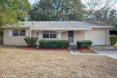Ocala Single Family Home For Sale: 14560 SW 35th Terr Road