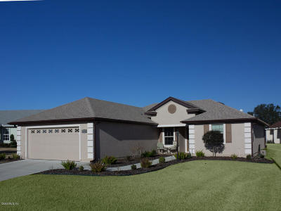 Summerfield Single Family Home For Sale: 10810 SE 171st Street Road