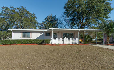 Ocala Single Family Home For Sale: 10027 SW 88th Terrace
