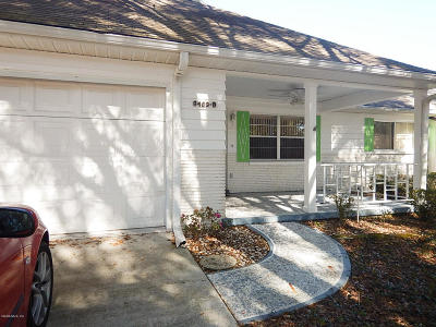 Ocala Single Family Home For Sale: 8469 SW 92nd Place #B