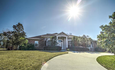 Ocala FL Single Family Home For Sale: $349,500