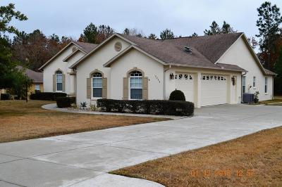 Marco Polo Vlg Single Family Home For Sale: 5254 SW 111th Lane Road