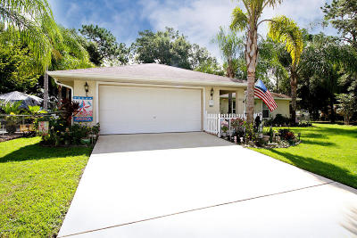 Summerfield Single Family Home For Sale: 16025 SE 89th Terrace