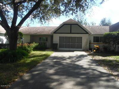 Ocala Condo/Townhouse For Sale: 9653 SW 84th Terrace #B