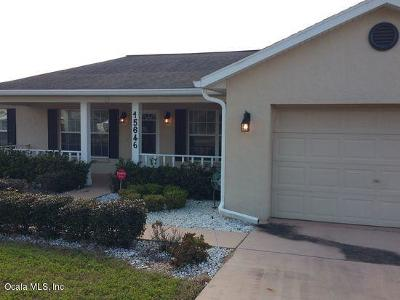 Summerfield Single Family Home For Sale: 15646 SE 89th Court