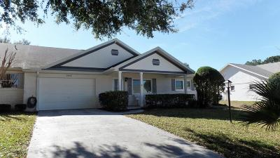 Ocala Condo/Townhouse For Sale: 8836 SW 90th Lane #D