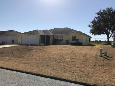 Ocala Single Family Home For Sale: 8731 SW 60th Circle