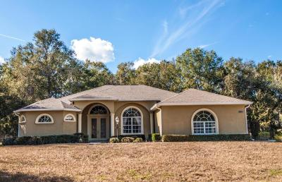 Ocala Single Family Home For Sale: 7702 SW 103rd Loop
