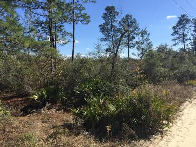 Dunnellon Residential Lots & Land For Sale: 9435 N Matsonford Avenue