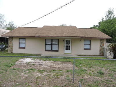 Ocala Single Family Home For Sale: 581 NW 56th Court
