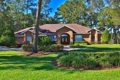 Ocala Single Family Home For Sale: 7267 SE 12th Circle