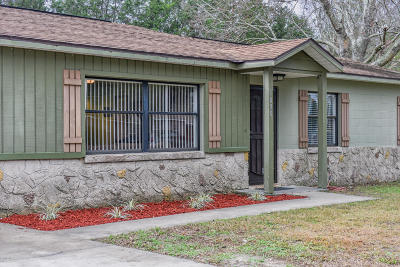 Ocala Single Family Home For Sale: 1890 NE 80th Street