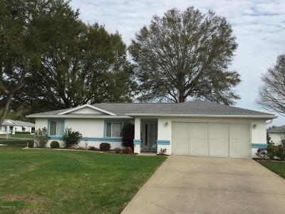 Ocala Single Family Home For Sale: 10411 SW 62nd Court