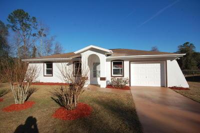 Ocala Single Family Home For Sale: 2801 SW 139th Street