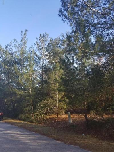 Belleview Residential Lots & Land For Sale: SE 108th Place