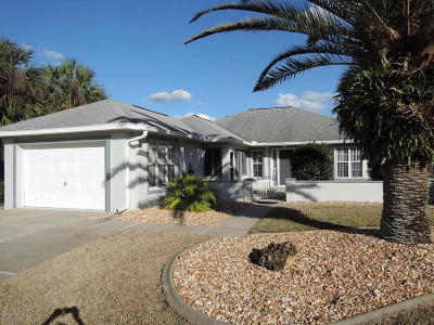 Ocala Single Family Home For Sale: 11289 SW 71st Terrace Road