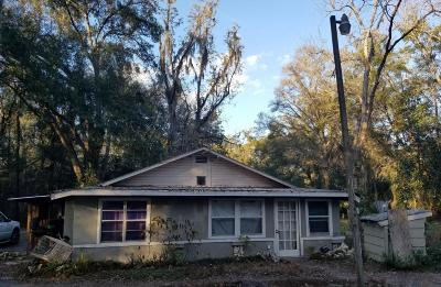 Marion County Single Family Home For Sale: 711 NW 22nd Street