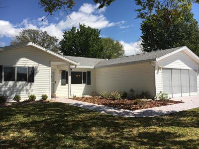 Spruce Creek So Single Family Home For Sale: 17729 SE 108th Avenue