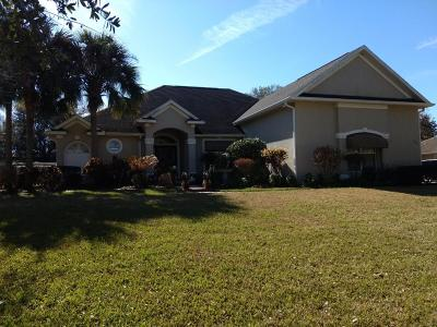 Belleview Single Family Home For Sale: 4320 SE 106th Street